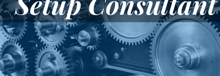 Industrial Plant Setup Consultant