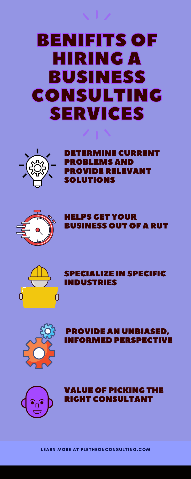 Business growth consulting
