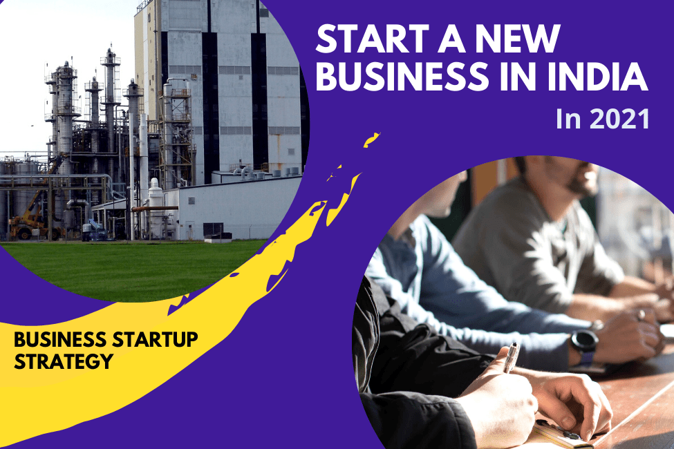 Start New Business in India