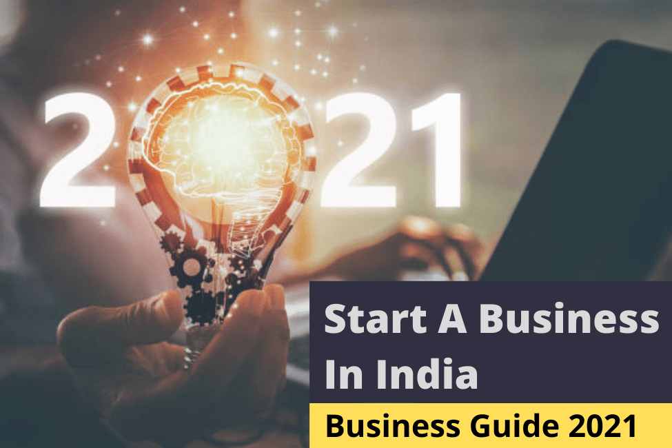 start a business in India