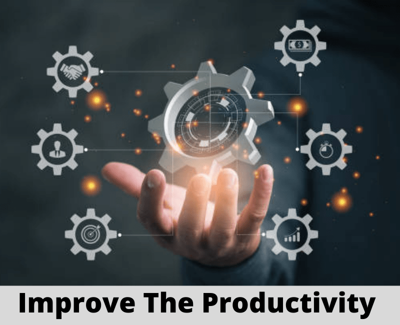 9 Ways To Improve The Productivity In Manufacturing