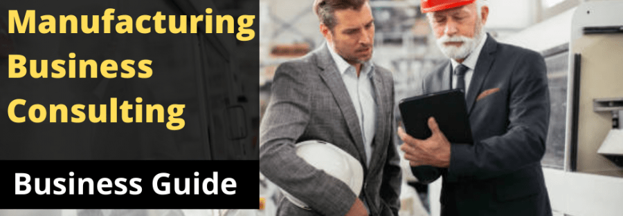 Manufacturing Business Consulting