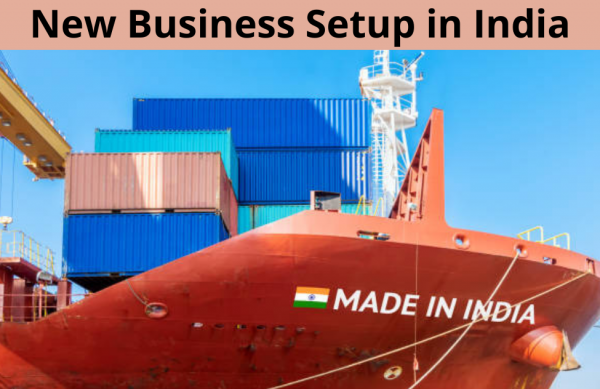 New Business Setup in India