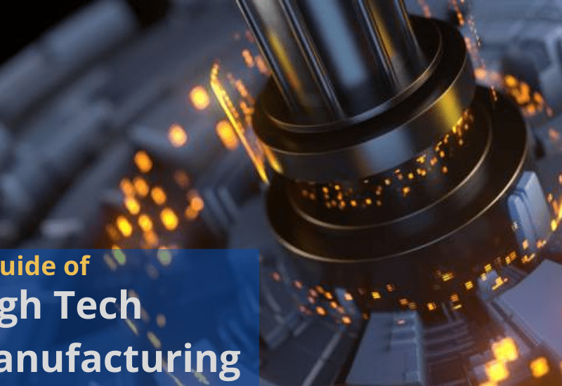 What Are the Trends For Future High Tech Manufacturing?